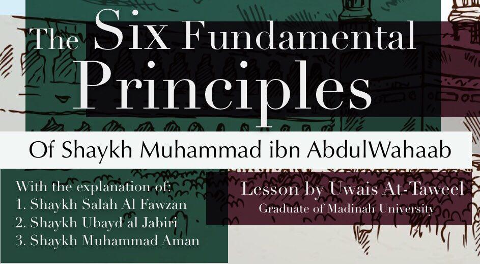 An explanation of true knowledge - Six Fundamental Principles - Uwais at-Taweel | Nigeria